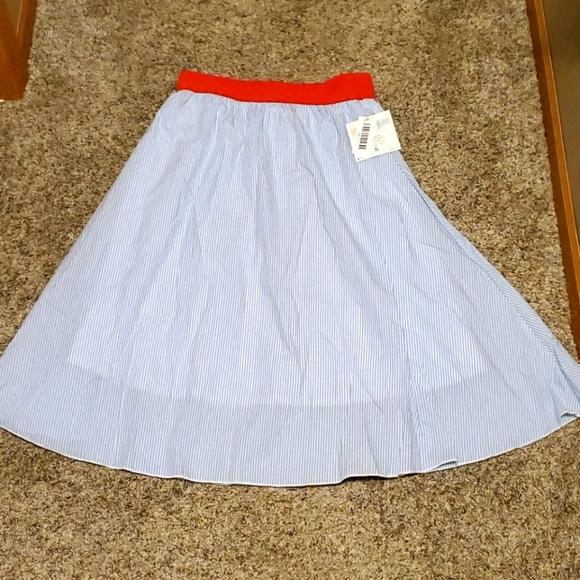 Size small Lularoe Lola skirt